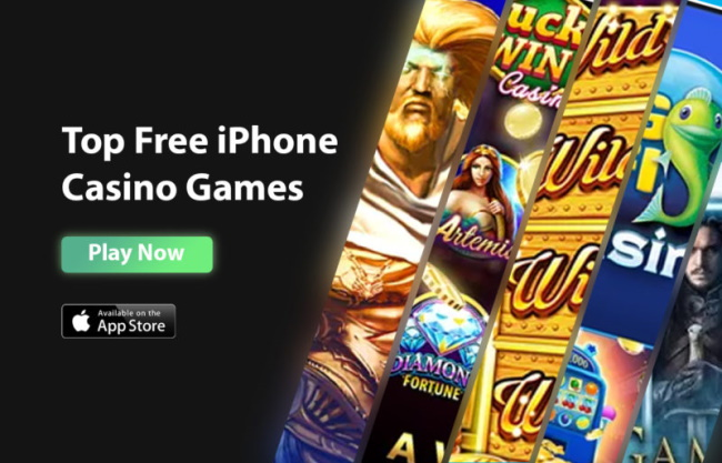 Top Free iPhone Casino Games in 2021