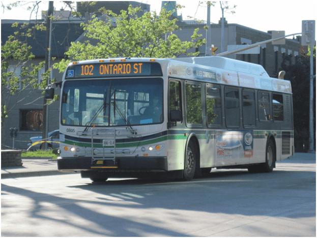 Transit App Canada