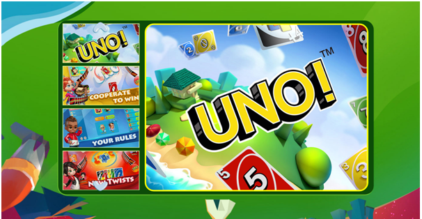 Uno game rules to follow
