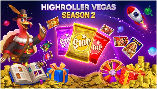 Vegas roller slot