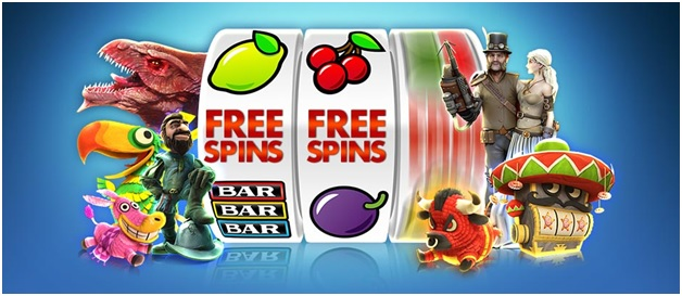 What are free spins
