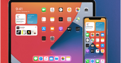 What are some of the outstanding new features of iOS 14