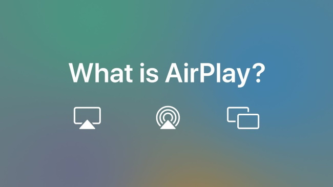 What is AirPlay