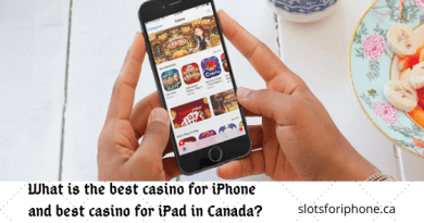 What is the best casino for iPhone and best casino for iPad in Canada