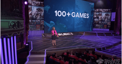 google stadia games