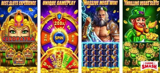 iOS Casino App 4: Slots TM