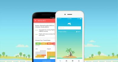 iOS Flight Booking Apps