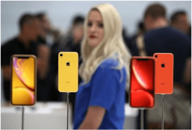 Dual SIM in iPhone XR