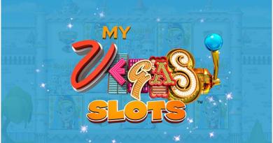myVegas slot app