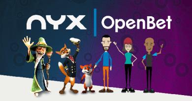 nyx gaming openbet canada