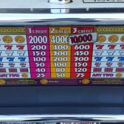 Chairs In Bulk White Salon Igt S2000 Triple Cash Slot Machine Multi-denominational - Machines For Sale   Used ...