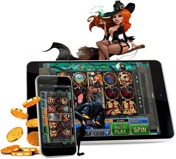 Blackberry online casino in ZAR