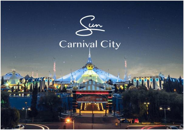 carnival city casino big top arena