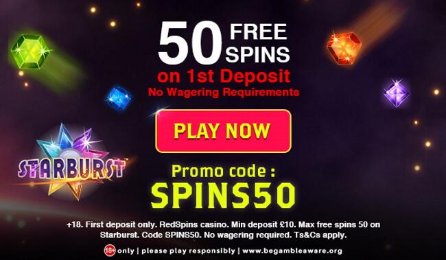 Deposit free spins