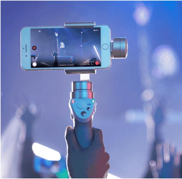 DJI's Osmo Mobile 3 smartphone gimbal