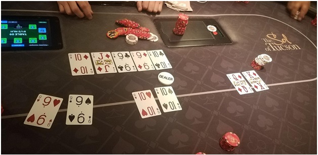 How to play Arizona Hold'em Poker in South Africa