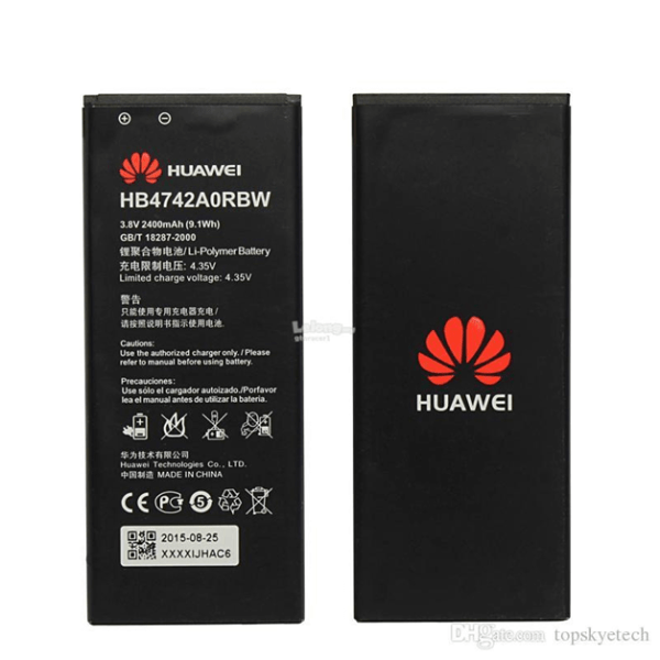 Huawei battery replacement