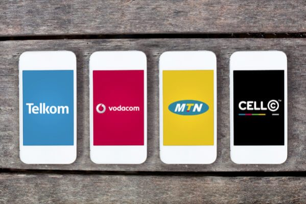 Mobile network providers in South Africa Mobile - News