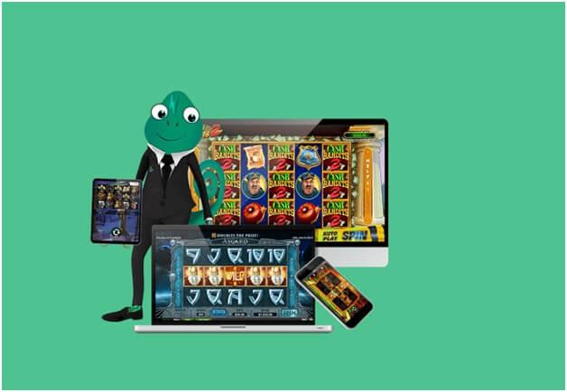 Slot games to play at Thunderbolt casino
