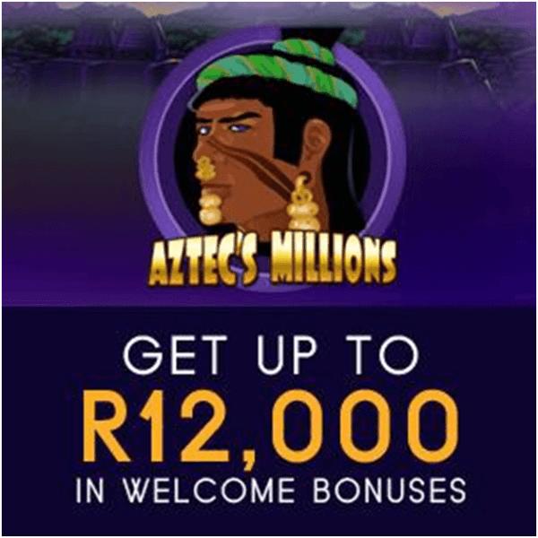 Yebo Casino SA - Welcome bonus
