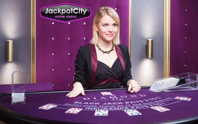 Live Casino Spiele bei Jackpot City