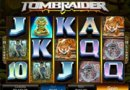Tomb Raider Spielautomat