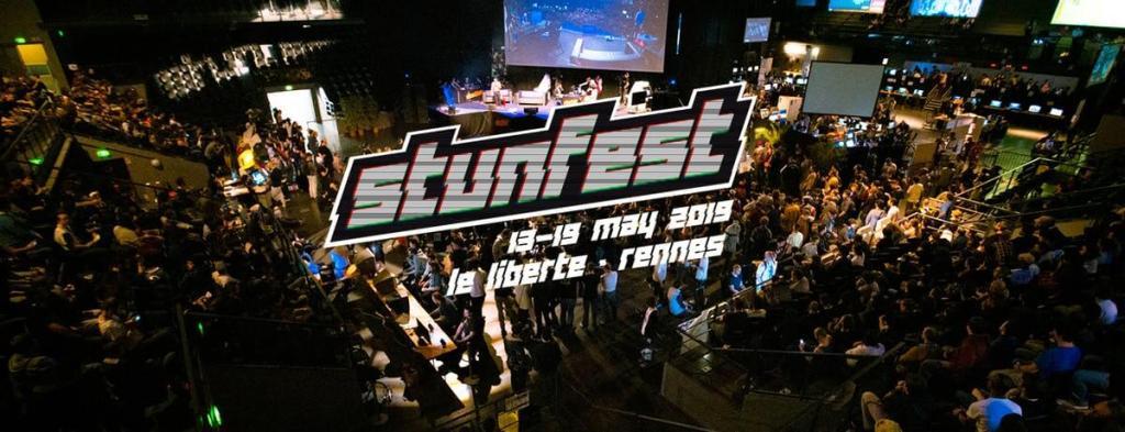 stunfest 2019 SALONS FRANÇAIS DU GAMING