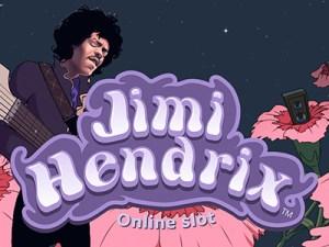 Jimi Hendrix Slot Spiel