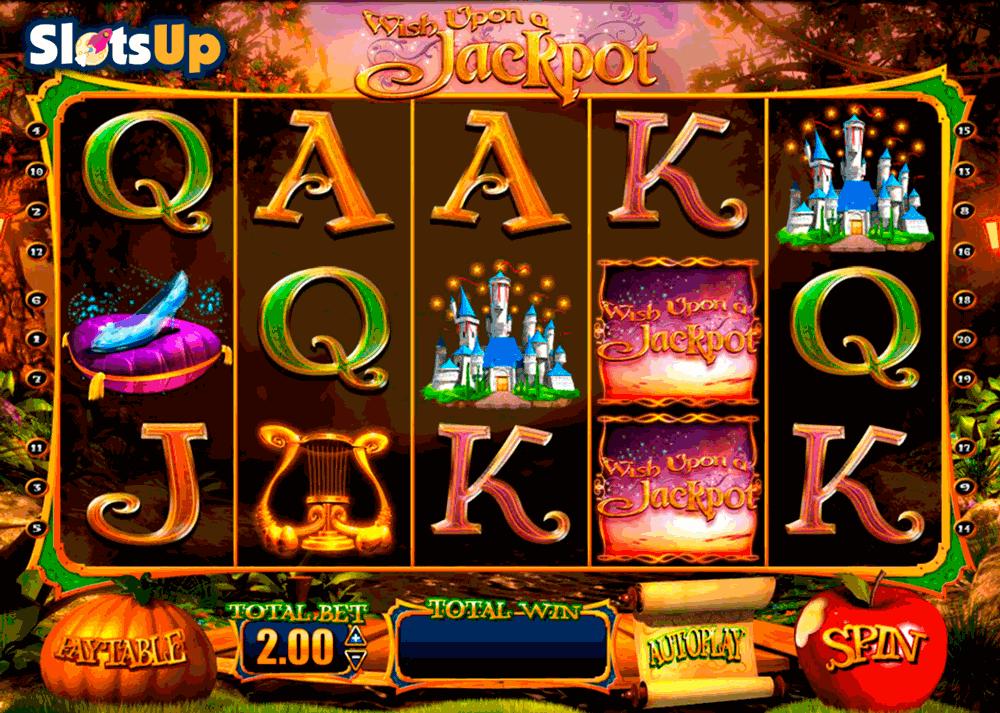 Wish Upon A Jackpot Slot Machine Online Blueprint