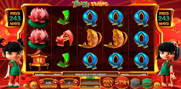 Fa-Fa Twins Slot Machine Online ᐈ BetSoft Casino Slots