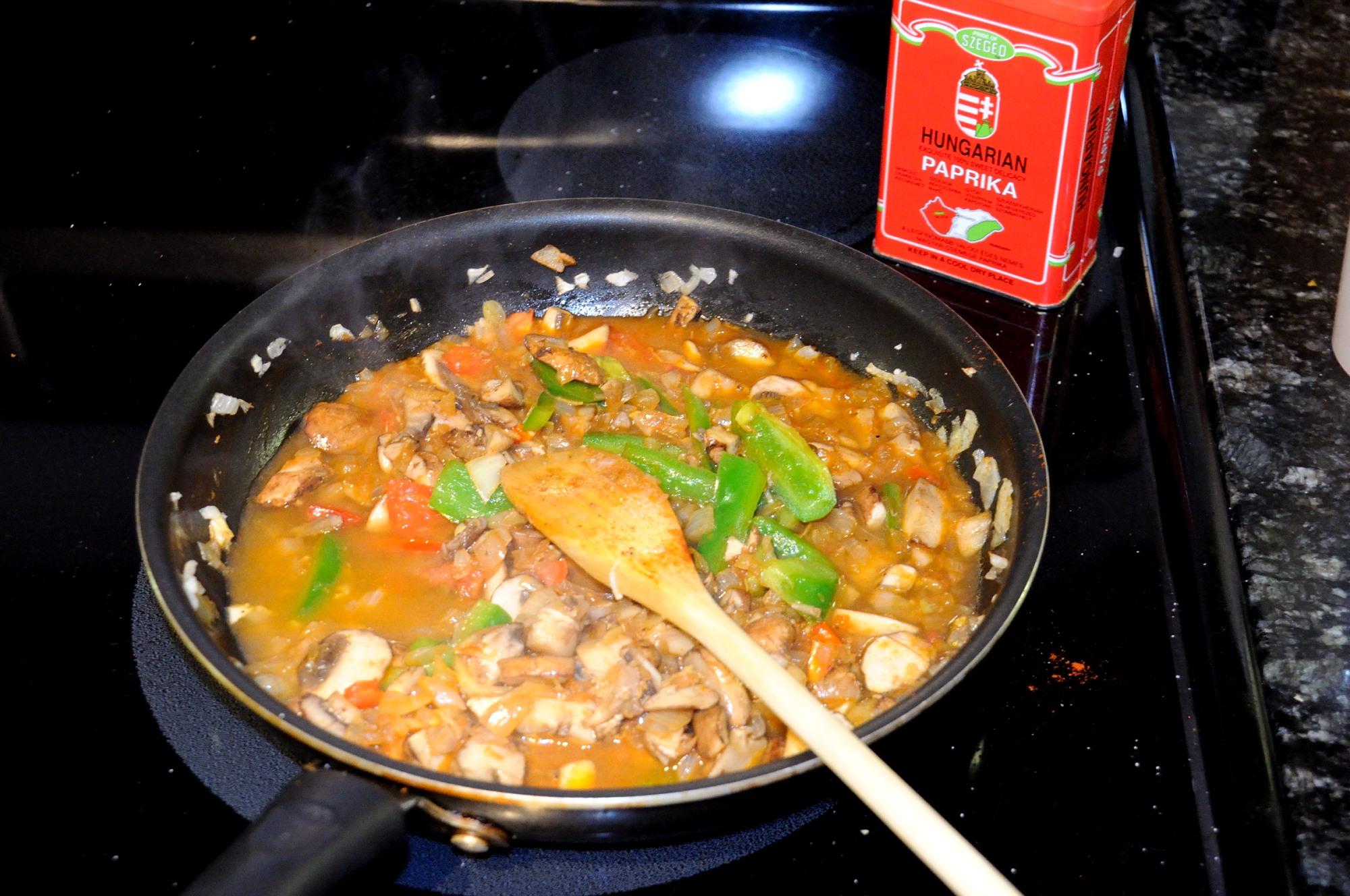 Vegetable Stew And Dumplings Recipe