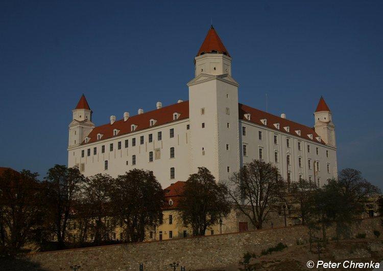 Castello di Bratislava  SlovakiaTravelscom