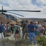 """Sýrčania """"jemne"""" posadili izraelský Apache pomocou ruského systému rádio-elektronického boja"""