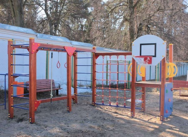 basketball courts outdoor