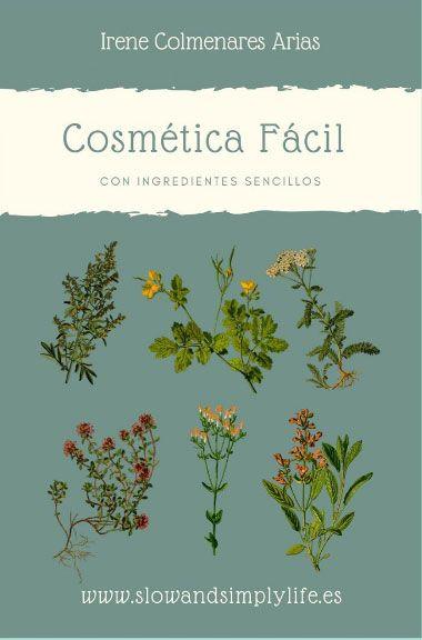 Suscríbete a la newsletter y recibe un eBook de cosmética natural con recetas fáciles para hacer en casa con ingredientes muy sencillos.