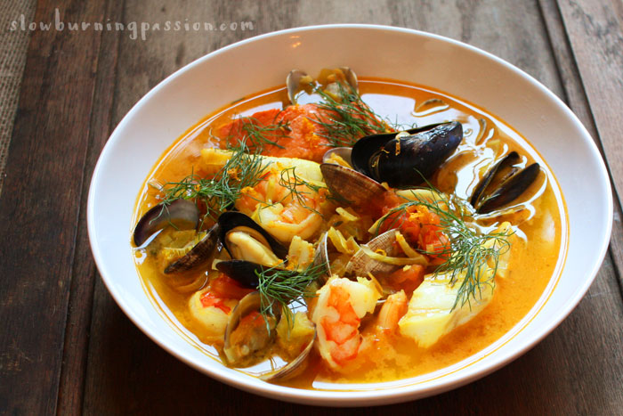 Image result for bouillabaisse