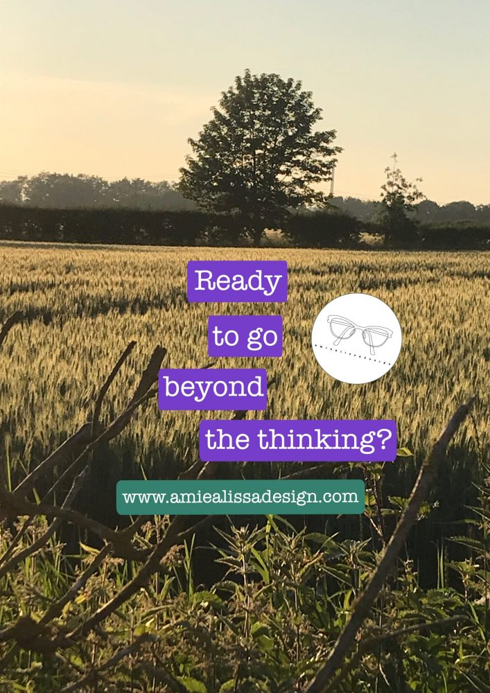 Ready to go beyond the thinking…