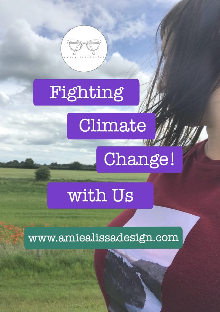 Fighting climate change with us!