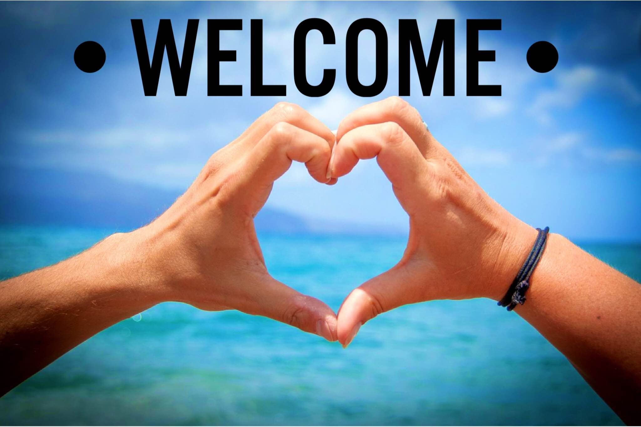 Image result for welcome people in