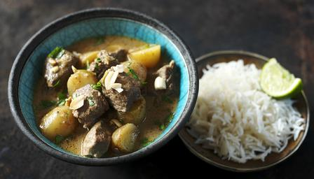 Best Beef Massaman Curry