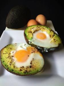 Creamy Avocado & Egg