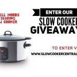 Russell Hobbs Slow Cooker GIVEAWAY!!