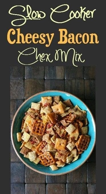 Bacon-Ranch Chex Mix
