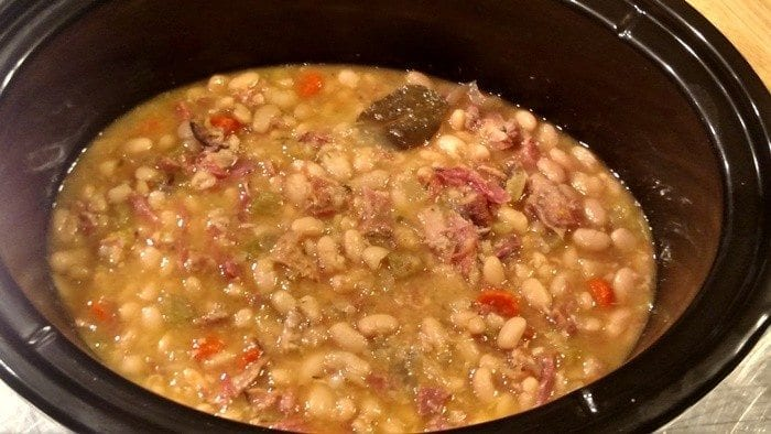 Ham And Bean Soup Recipe 187 Slow Cooker Kitchen