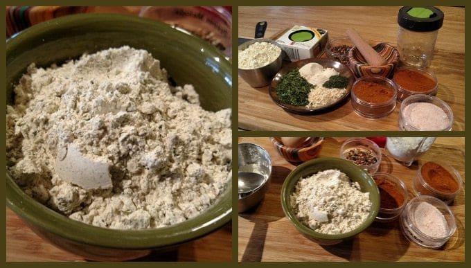 Ranch Dressing Mix Recipe