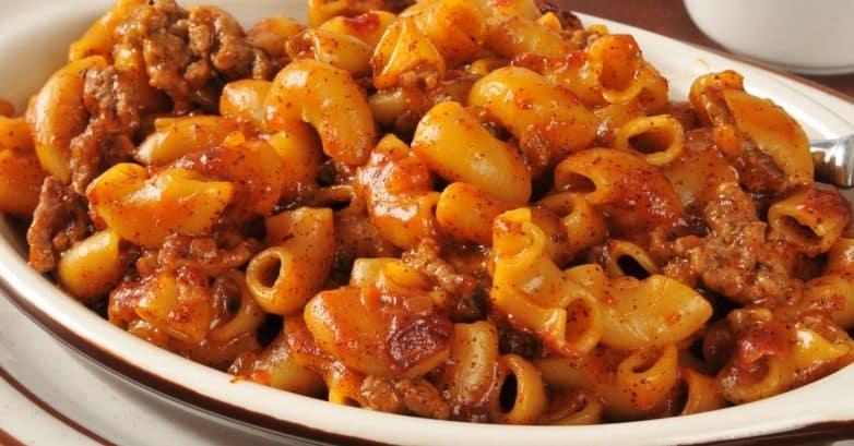 best slow cooker chili mac