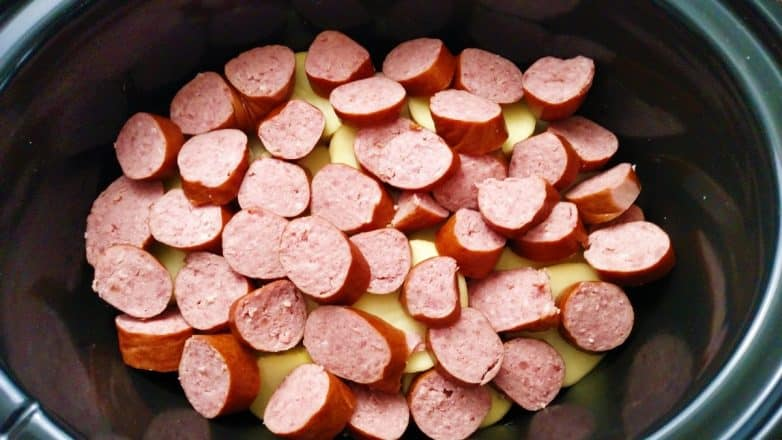 Crock Pot Sausage