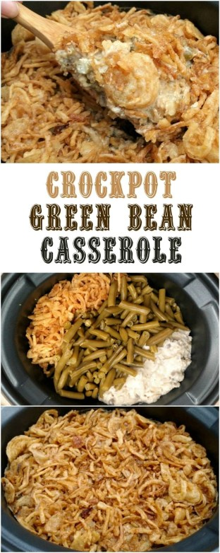 Green Bean Casserole Crock Pot