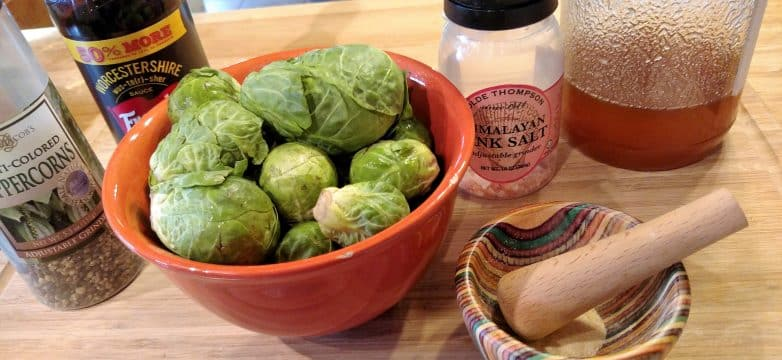 Crock Pot Brussel Sprouts