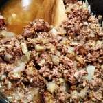 slow cooker ground beef after cooking
